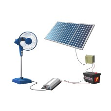JN-300W Off-Grid Solar Power System, 480Ah Batteries