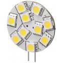 LED-kiekkolamppu 12V/G4