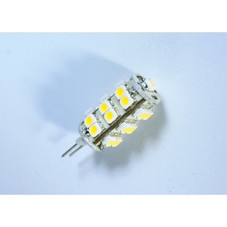 LED lamppu 12V G4 25 -LED 1,3W