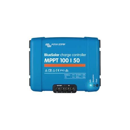 Bluesolar MPPT100/50 lataussäädin