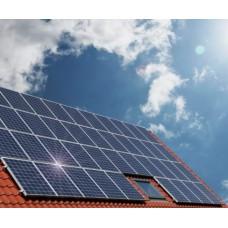 1,62 kW verkkoon kytketty järjestelmä