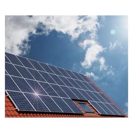 3,36 kW verkkoon kytketty järjestelmä
