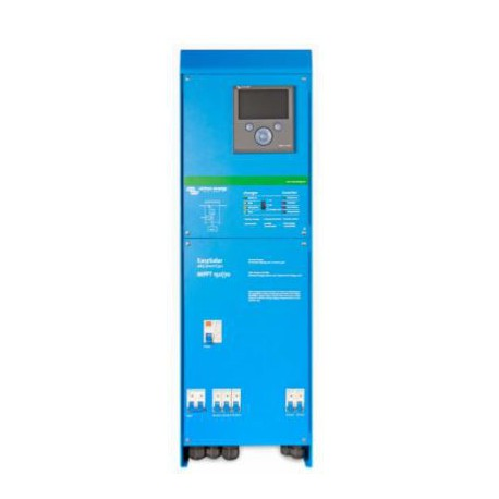 JN230-570W järjestelmä 800Ah akustolla